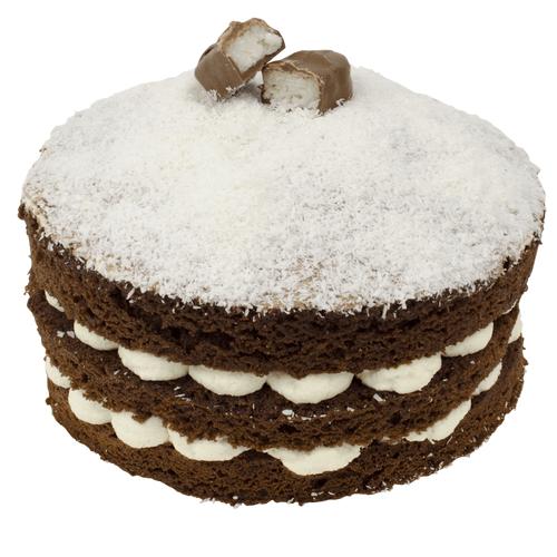Tropical Bounty Layer Cake