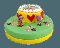 3D Lovely Bears Taart Reviews