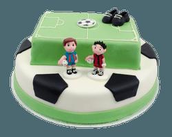 3D Voetbal Taart Reviews