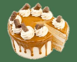 Apple Twix Layer Cake Reviews