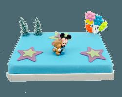 Baby Mickey Marsepeintaart Reviews
