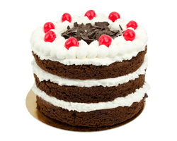 Black Forest Layercake