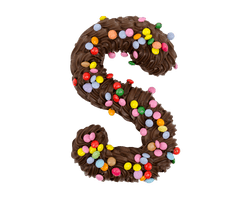 Chocoladeletter Puur Smarties Reviews
