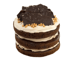 Chocolate Salted Layer Cake Reviews