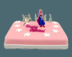 Frozen Anna Marsepeintaart Reviews
