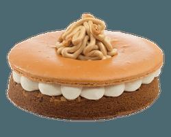 Gâteau dulce de leche