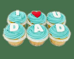 I love u Dad cupcakes Reviews