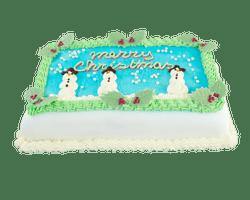 Merry Christmas Snowmancake Reviews
