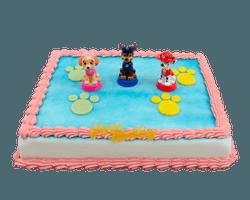 Paw Patrol taart bestellen