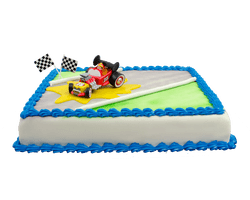 Roadster Racers Mickey Mouse Taart Reviews