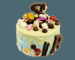 Sint Nicolaas Layer Cake Royaal  Reviews
