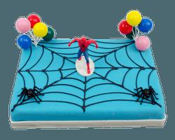 Spiderman Marsepeintaart Reviews