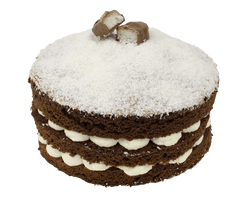 Tropical Bounty Layer Cake Reviews