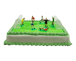 Voetbal Taart Reviews