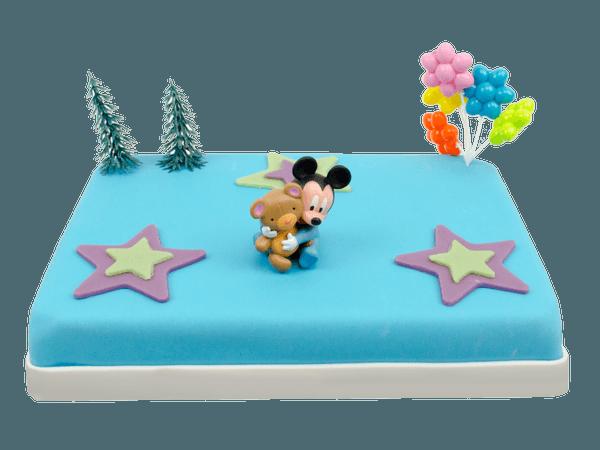 Baby Mickey Marsepeintaart