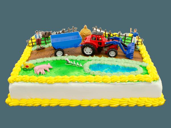 Boerderij taart bestellen