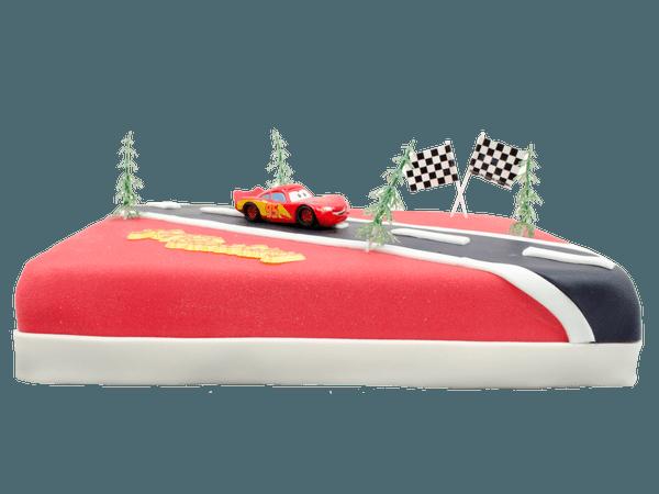 Cars taart bestellen