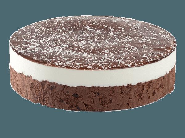 Kokos Chocolade Taart