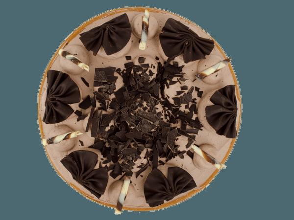 Heerlijke chocoladevlaai