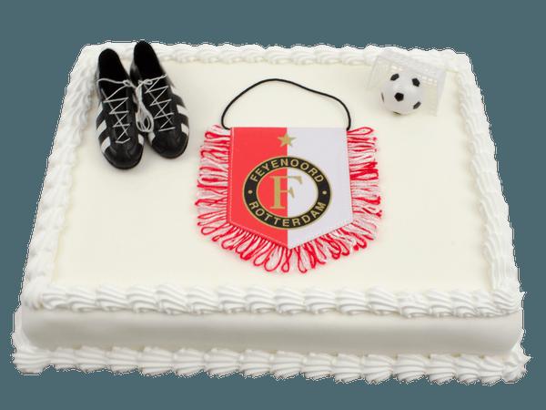 Feyenoord taart bestellen