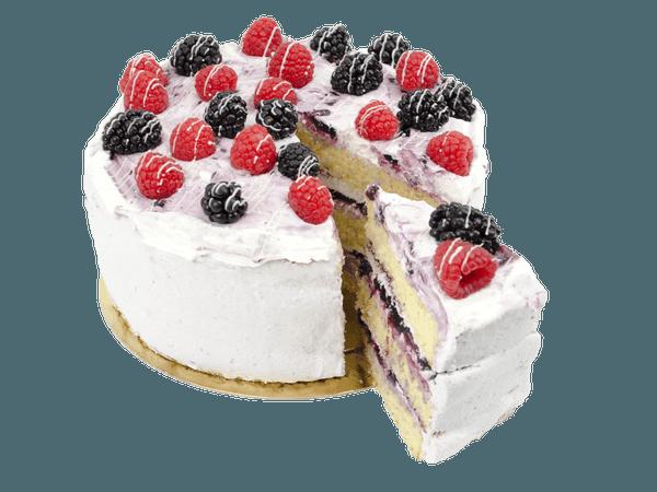Bosvruchten layercake