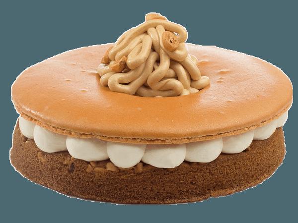 Latijns-Amerikaanse Karamel Cake