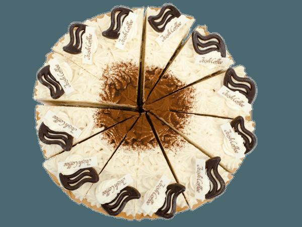 Irish Coffee Taart met Cacao