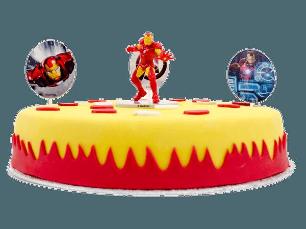 Iron Man taart bestellen