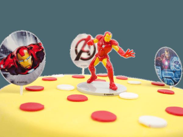 Marvel taart bestellen