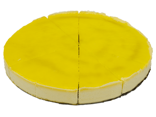 Frisse Lemon Cheesecake