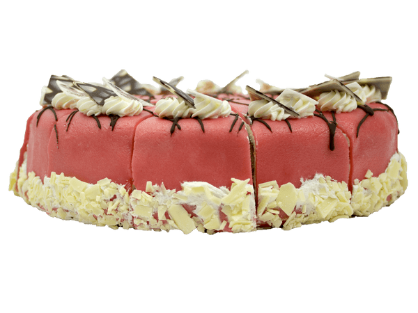Luxe Chipolatataart met amandelen