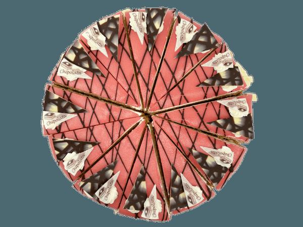 Luxe Chipolatataart met Chocolaatjes