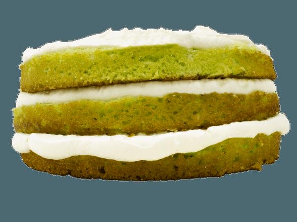 Frisse mango layercake met citroensmaak