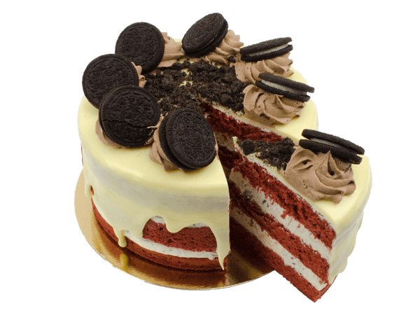 Betere Oreo Velvet Layer Cake bestellen - BestelTaart.nl SX-48