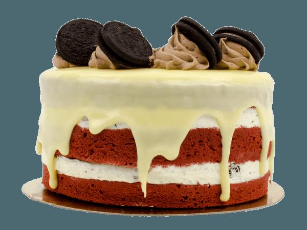 Wonderbaarlijk Oreo Velvet Layer Cake bestellen - BestelTaart.nl LF-93