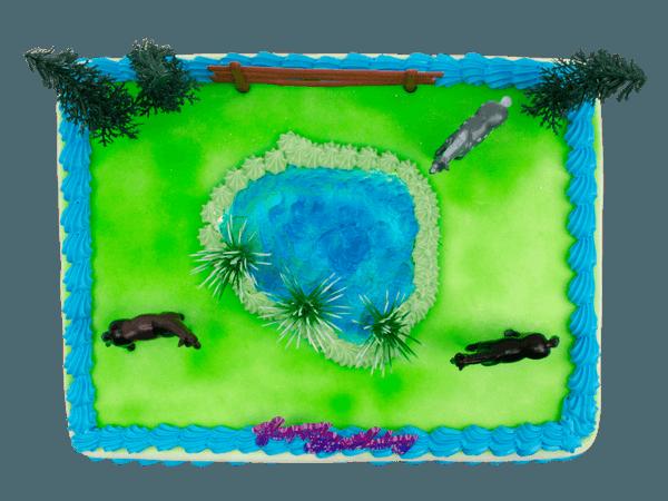 Dieren taart