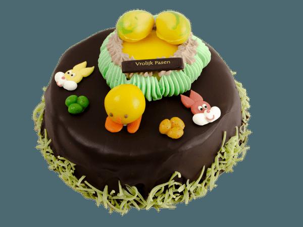 Paas taartje