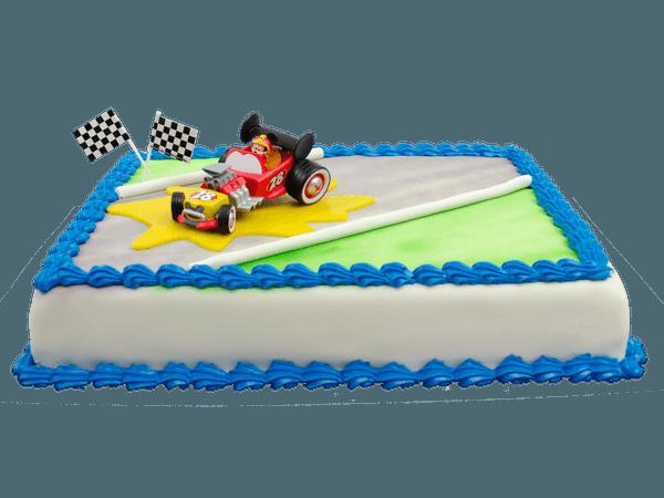 Roadster Racers taart bestellen