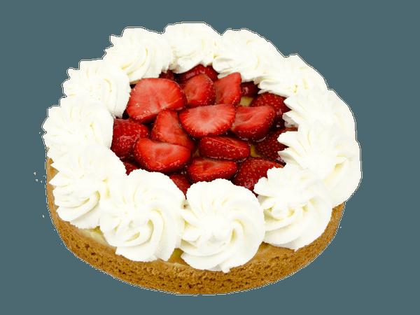 Ronde Verse Aardbeienslof