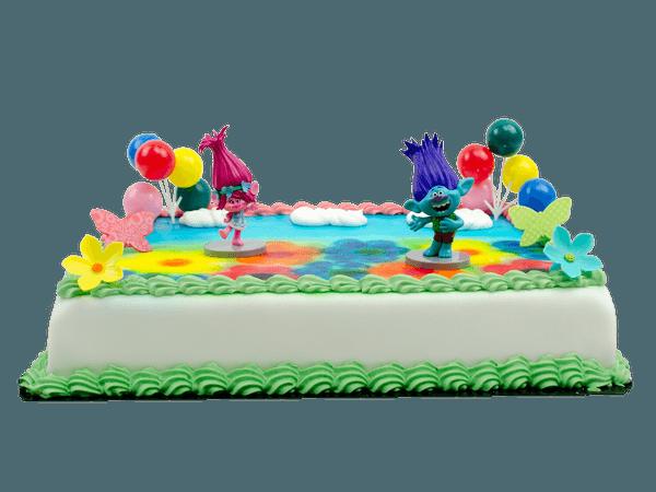 Trolls taart bestellen